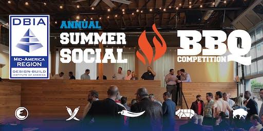 DBIA-MAR Summer Social & BBQ Competition