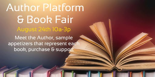 Author Platform and Book Fair