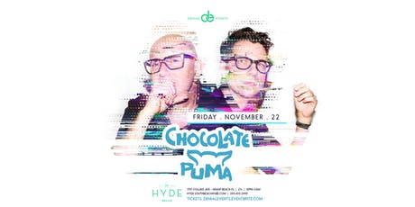 Chocolate Puma at Hyde Beach tickets