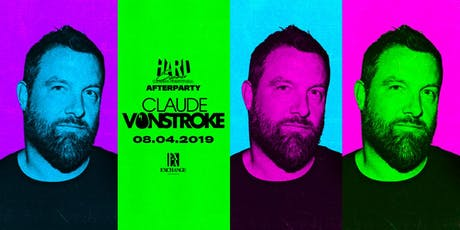 HARD Summer Afterparty with Claude Vonstroke tickets