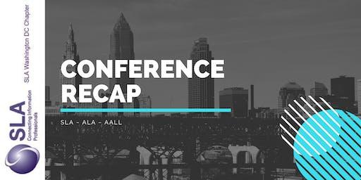 DC-SLA Conference Recap