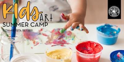 Kids Art Summer Camp