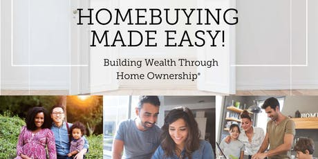 First Time Homebuyer Seminar August 24th, 2019 tickets
