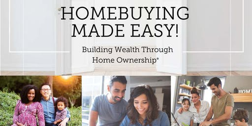 First Time Homebuyer Seminar August 24th, 2019
