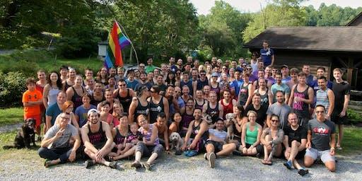 CRUX LGBTQ Climbing - HOMOCLIMBTASTIC 2019