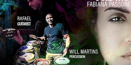 LIVE MUSIC - FABIANA PASSONI tickets