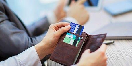Curso de Estratégias para Análise e Concessão de Crédito ingressos