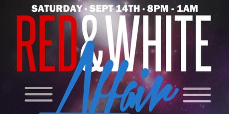 Oxnard Jazz Festival Presents: The Red & White Affair After-Party tickets