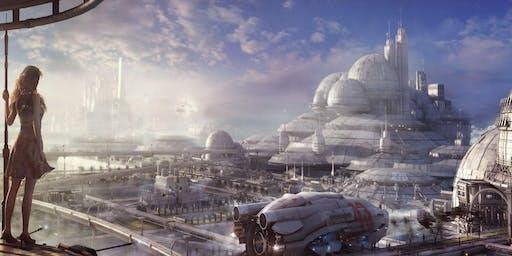 CONFERENCE - L'utopie aux étoiles : l'avenir stellaire de l'Homme