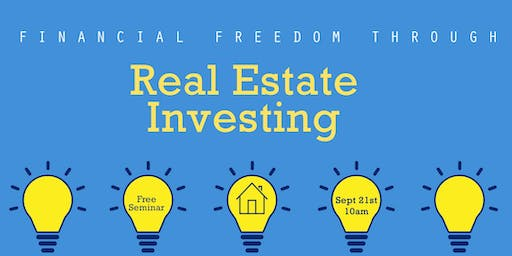Financial Freedom Through Real Estate Investing