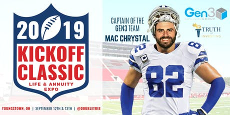 2019 Kickoff Classic - Life & Annuity Expo tickets