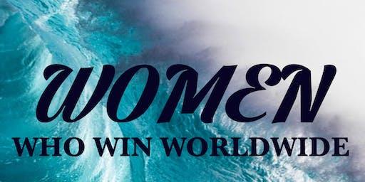 WOMEN WHO WIN WORLDWIDE