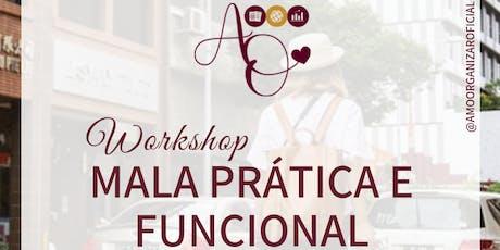 Workshop Mala Prática e Funcional com Barbara Amarante ingressos