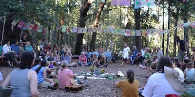 Sixth Annual Mount Tam Oak Ceremony