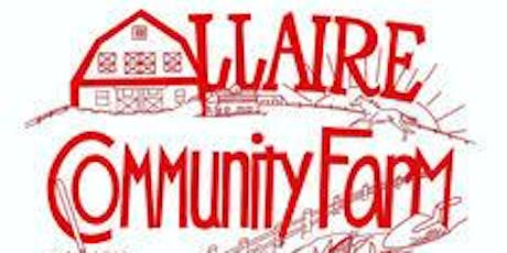 THE ALLAIRE COMMUNITY FARM & FOOD TRUCK FESTIVAL tickets