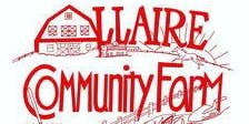 THE ALLAIRE COMMUNITY FARM & FOOD TRUCK FESTIVAL