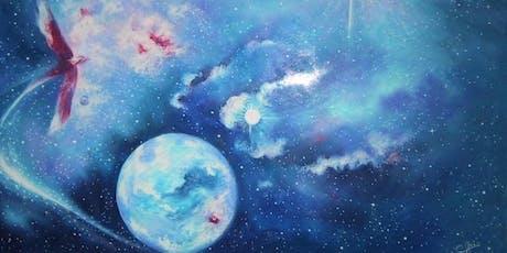 CONFERENCE - L'exploration du ciel et de l'espace par les artistes biglietti