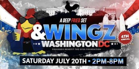 &Wingz x D.C. tickets