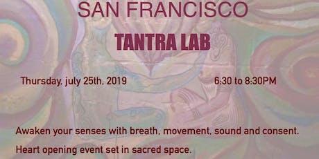 San Francisco Tantra Lab tickets