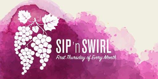 September Sip 'n Swirl