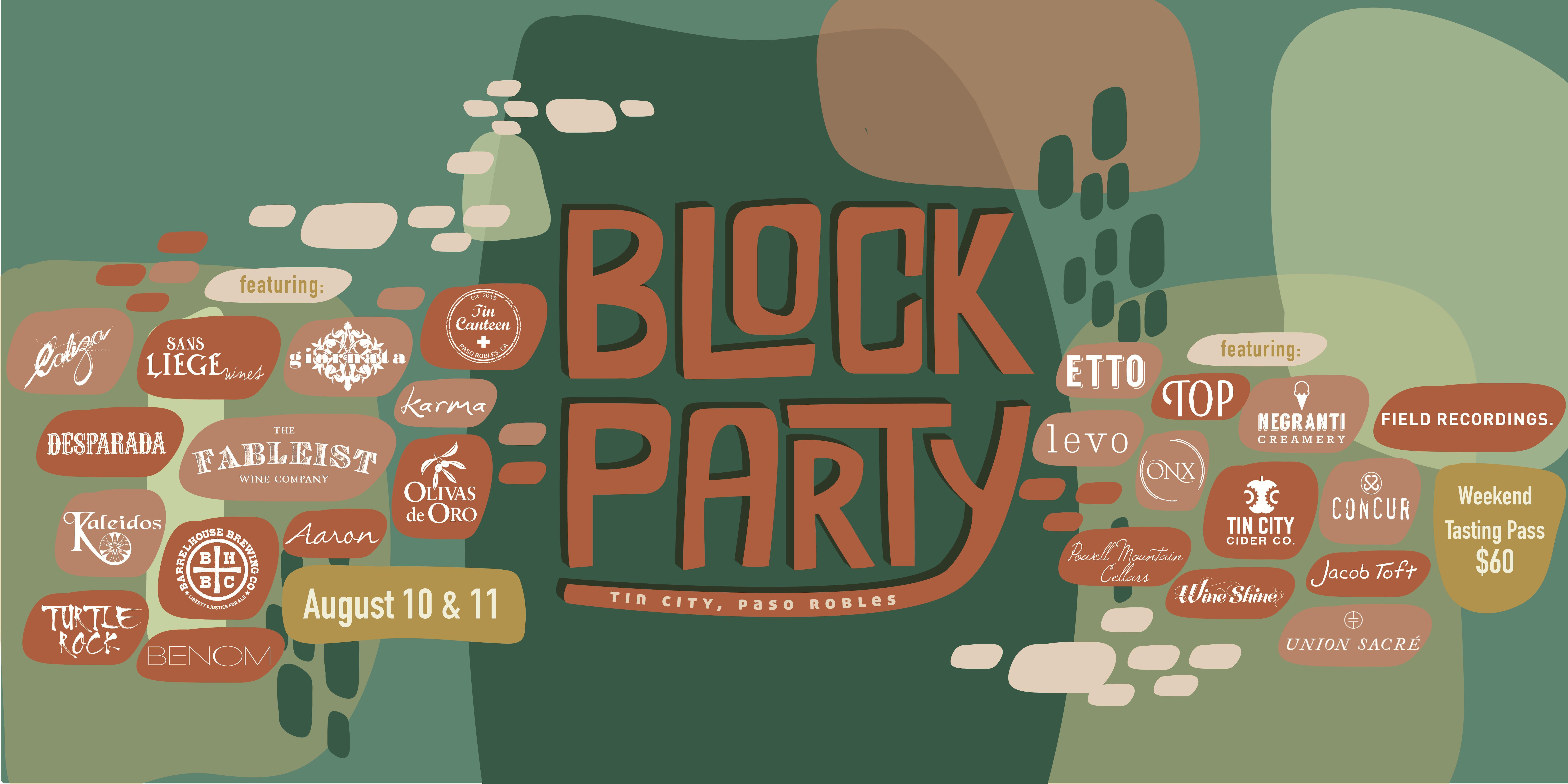Tin City Block Party