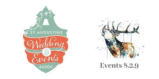 Saint Augustine Wedding & Events July Member Meeting
