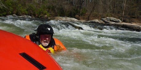 Basic L3 Swift Water Rescue Class,  Tuckaseegee  River tickets
