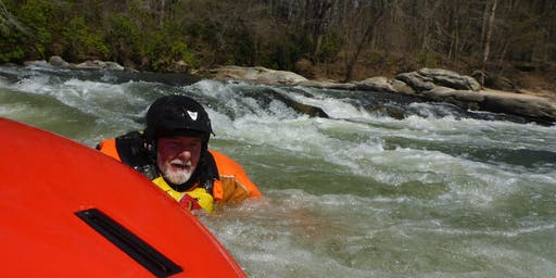 Basic L3 Swift Water Rescue Class,  Tuckaseegee  River