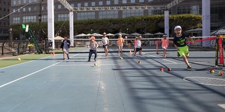 Brookfield Place Tennis: Kids Clinic with Super Duper Tennis Aug 20-23 and 26-29 tickets