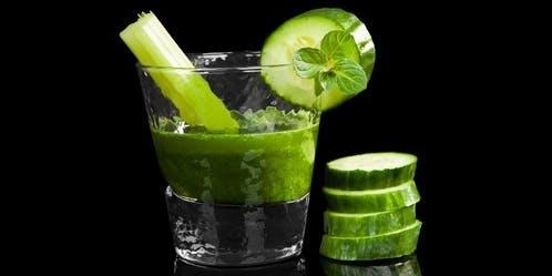 Meet Up: Cucumber Lemonade No.3