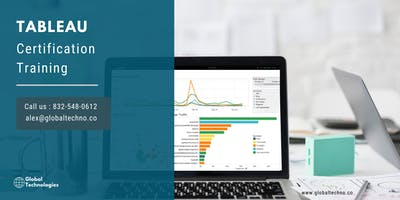 Tableau Certification Training in Houston, TX