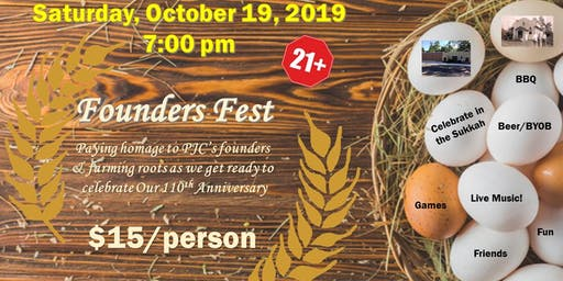 PJC's Founders Fest