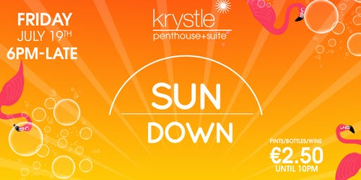 Krystle Sunset Party