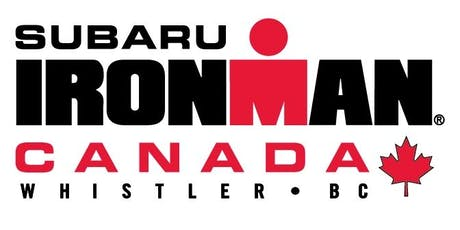 IRONMAN Canada and IRONMAN Canada 70.3 thank you banquet tickets