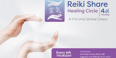 Reiki Share Healing Circle