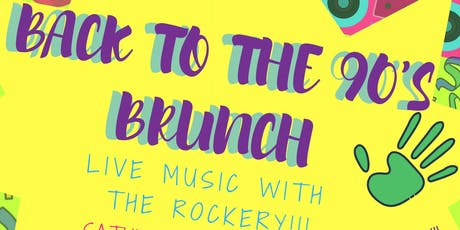 Back To The 90's Brunch! tickets