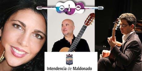 7º Festival Internacional de Guitarra de Maldonado ingressos
