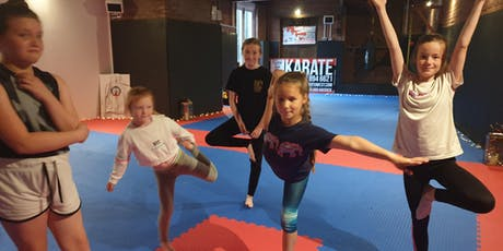 Yoga for Kids tickets