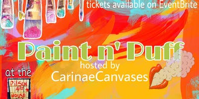 Paint 'n Puff with Nikki