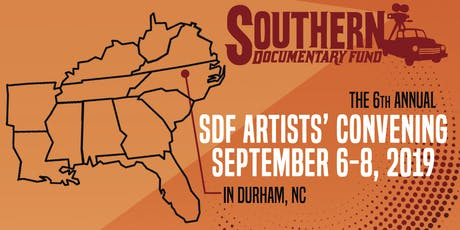SDF Artists Convening tickets