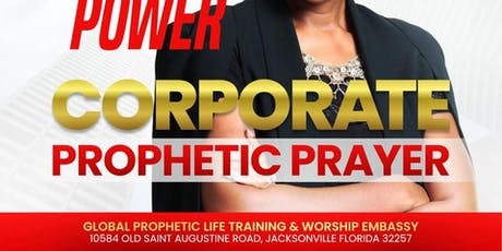 Hour of Power Prophetic Prayer  tickets