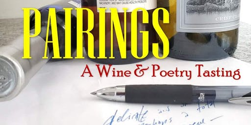 Pairings: Wine & Poetry