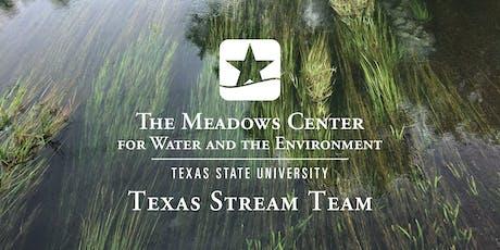 Texas Stream Team 2019 Annual Partner Meeting tickets