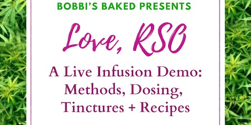 Free CBD Cooking/Baking Class With Bobbi's Baked
