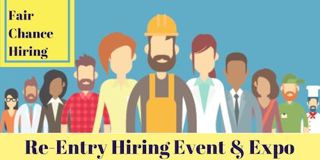 Re-Entry Hiring Event & Expo tickets