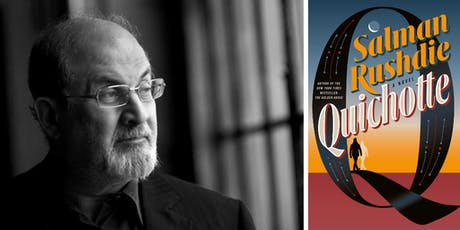 Salman Rushdie at First Parish Church tickets