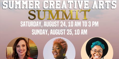 Summer Creative Arts Summit tickets