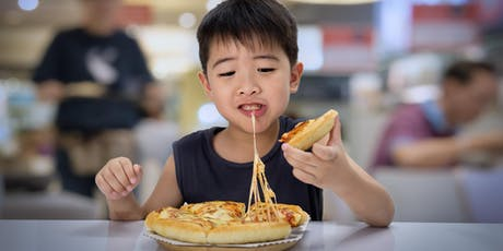Kid's Kitchen: Extra Cheese Please PIZZA! tickets