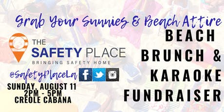 Beach Brunch & Karaoke FUNdraiser! tickets