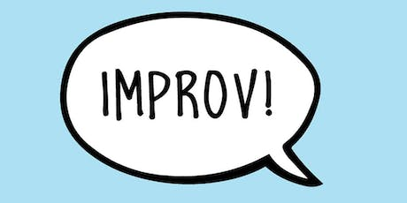 """""""Improv-ing"""" Your Way to Change tickets"""